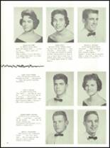 1961 Delaware Township High School Yearbook Page 70 & 71
