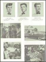 1961 Delaware Township High School Yearbook Page 72 & 73