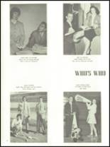 1961 Delaware Township High School Yearbook Page 74 & 75