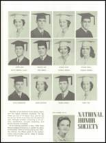 1961 Delaware Township High School Yearbook Page 80 & 81