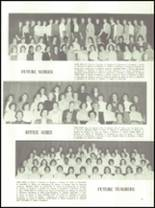 1961 Delaware Township High School Yearbook Page 84 & 85