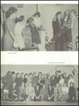 1961 Delaware Township High School Yearbook Page 90 & 91