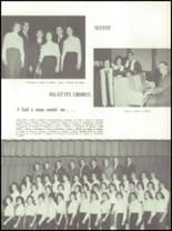 1961 Delaware Township High School Yearbook Page 96 & 97