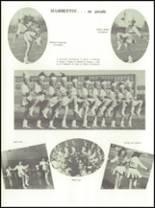 1961 Delaware Township High School Yearbook Page 100 & 101