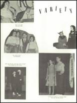 1961 Delaware Township High School Yearbook Page 102 & 103