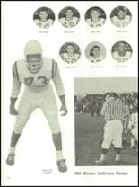 1961 Delaware Township High School Yearbook Page 106 & 107