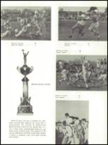 1961 Delaware Township High School Yearbook Page 108 & 109