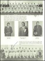 1961 Delaware Township High School Yearbook Page 110 & 111