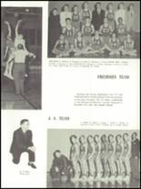 1961 Delaware Township High School Yearbook Page 116 & 117