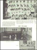 1961 Delaware Township High School Yearbook Page 124 & 125