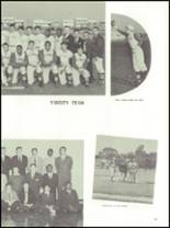 1961 Delaware Township High School Yearbook Page 132 & 133
