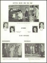 1961 Delaware Township High School Yearbook Page 136 & 137