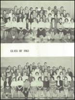1961 Delaware Township High School Yearbook Page 142 & 143