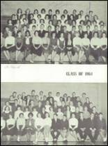 1961 Delaware Township High School Yearbook Page 144 & 145