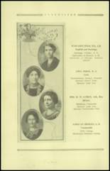 1921 Guthrie High School Yearbook Page 12 & 13