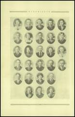 1921 Guthrie High School Yearbook Page 40 & 41