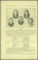 1921 Guthrie High School Yearbook Page 50 & 51