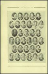 1921 Guthrie High School Yearbook Page 54 & 55