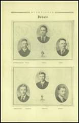 1921 Guthrie High School Yearbook Page 60 & 61