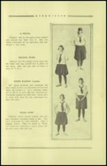 1921 Guthrie High School Yearbook Page 78 & 79