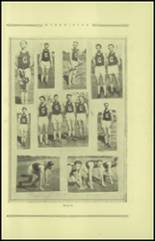 1921 Guthrie High School Yearbook Page 84 & 85