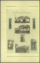 1921 Guthrie High School Yearbook Page 86 & 87