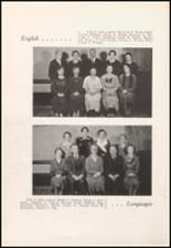 1934 Bloomfield High School Yearbook Page 12 & 13