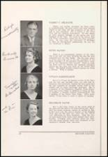 1934 Bloomfield High School Yearbook Page 18 & 19