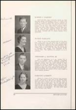 1934 Bloomfield High School Yearbook Page 26 & 27