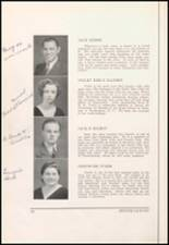 1934 Bloomfield High School Yearbook Page 28 & 29
