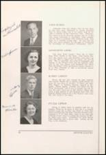 1934 Bloomfield High School Yearbook Page 30 & 31