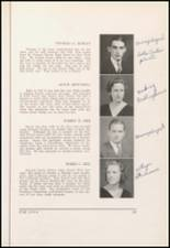 1934 Bloomfield High School Yearbook Page 34 & 35
