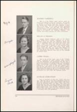 1934 Bloomfield High School Yearbook Page 36 & 37