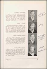 1934 Bloomfield High School Yearbook Page 40 & 41