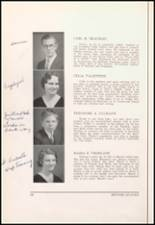 1934 Bloomfield High School Yearbook Page 42 & 43