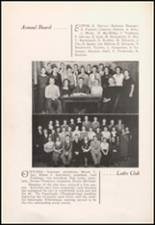 1934 Bloomfield High School Yearbook Page 56 & 57
