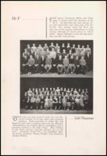 1934 Bloomfield High School Yearbook Page 60 & 61