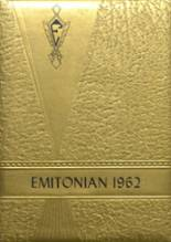 1962 Yearbook Eminence High School
