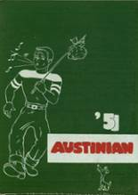 1951 Yearbook Austin High School