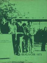 1973 Yearbook Jefferson Davis High School