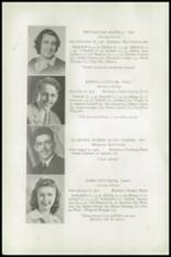 1944 Fryeburg Academy Yearbook Page 10 & 11