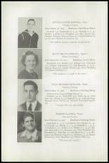 1944 Fryeburg Academy Yearbook Page 14 & 15