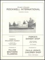 1977 Russellville High School Yearbook Page 140 & 141
