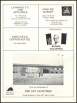 1977 Russellville High School Yearbook Page 144 & 145