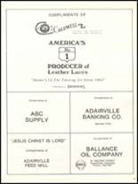 1977 Russellville High School Yearbook Page 156 & 157