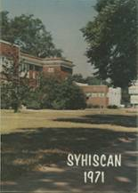 1971 Yearbook Sylacauga High School