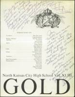 1970 North Kansas City High School Yearbook Page 4 & 5