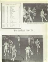 1970 North Kansas City High School Yearbook Page 58 & 59