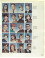 1970 North Kansas City High School Yearbook Page 108 & 109