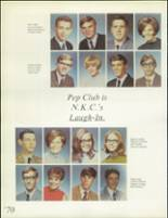 1970 North Kansas City High School Yearbook Page 114 & 115